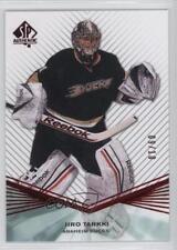 2011-12 SP Authentic Rookie Extended Series Parallel #R2 Iiro Tarkki Hockey Card