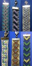 Torchon Beaded Bracelets Kits - Original Design by Harlequin Lace Torchon