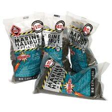 Brand NEW Dynamite Marine ippoglosso PELLETS tutte le taglie