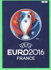 PANINI Euro 2016 Adrenalyn XL Logo/Legends/Friends & Foes Mascot Ball Teams