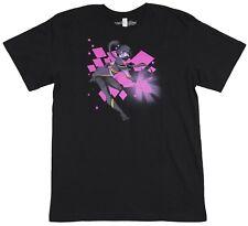 Dota 2 Mens T-Shirt - Purple Light polygon Lanaya Image