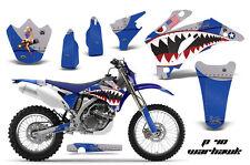 AMR RACING MX DIRT BIKE DECAL STICKER GRAPHIC YAMAHA WR 250/450F 07-11 PWU