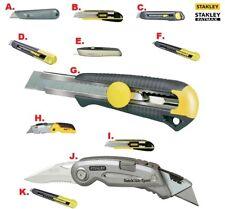 STANLEY Cuttermesser / Teppichmesser in großer Auswahl ! Fatmax Spitzenqualität
