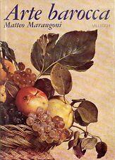 MARANGONI Matteo, Arte barocca