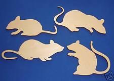 Mice Family LaserWoody Unfinish Wood Shapes 1Mf5105C