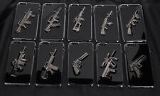 Nouvelle conception pistolet métal boîtier en plastique pour iPhone 5 / 5S,6 / 6S. 6 plus / 6S plus