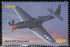 Us navy Bell P-63 modèle 43 King Cobra AVION CACHET
