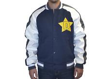 Space Dandy Varsity Jacket Blue Coat Anime Cosplay Adult Unisex Costume Uniform