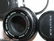 PENTAX SMC 50mm 1:1.7 K MOUNT LENS W/CAP for Pentax 35mm SLR camera