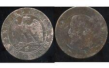 5 centimes NAPOLEON III 1854 D  (1)