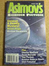 ASIMOV'S (SCI-FI) - MICHAEL SWANWICK - March 2000