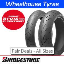 Bridgestone Battlax BT-016 Pro - Pair Deal