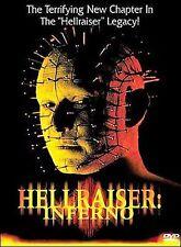 Hellraiser: Inferno (DVD, 2000)