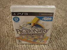 uDraw Pictionary (Sony Playstation 3)