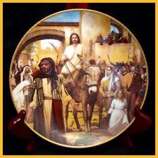 Danbury Mint - Life Of Jesus - The Entry Into Jerusalem