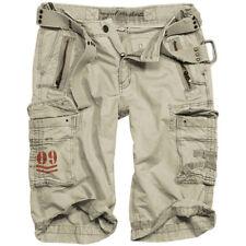 Surplus Royal Shorts Mens Lightweight Military Cargo Combat Bottoms Royal White