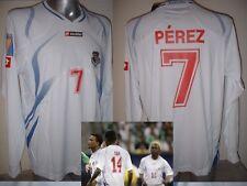 Panama Perez tejeda NUOVO CON SCATOLA adulto S M L XL CALCIO in Maglia Jersey LOTTO via