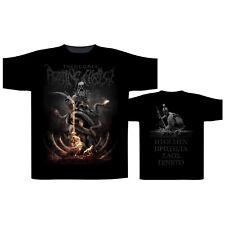 Rotting Christ Theogonia Shirt S M L XL T-Shirt Black Metal Band Tshirt New