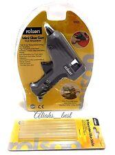 Rolson Quality Tool Mini Glue Gun Glue-stick Dual Temperature 220-240v 50Hz 10W