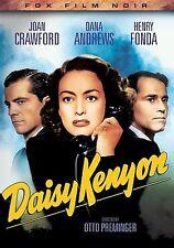 Daisy Kenyon (DVD, 2008) Joan Crawford, Dana Andrews, Henry Fonda NEW