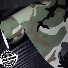 Mimetico Italiano Pellicola Car Wrapping Adesiva Rivestimento Auto Mimetica