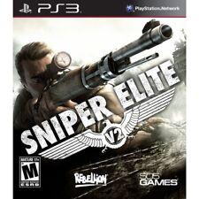 Sniper Elite V2 (Sony PlayStation 3, 2012) - New but loose disc 812872014166