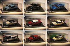 De Agostini-Opel Collection-Maßstab 1:43-Modell-Oldtimer-Sammlung-PC-Vitrine-neu