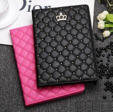 Luxury Slim Smart Wake Leather Case Cover For iPad Mini Air/Air 2 2/3/4/5 PE22