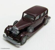 WIKING Horch 850 in schwarzrot 1:87