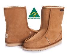 "Alpine Ugg Boots Premium Australian Sheepskin 25cm/ 9.8"" high - 13 Colors"