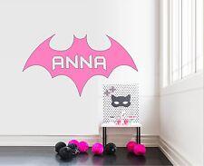 Batgirl Custom Name