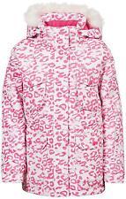 Trespass adriane filles veste de ski imperméable isolé