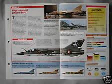 Aircraft of the World - Dassault-Breguet Mirage F1CR/RT