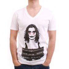Ham clthng Camiseta Hombre - mujer Joker - Blanco