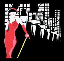 ART DÉCO Années 1930 Style Vintage Rétro Affiche A1 A2 A3 A4 Tailles