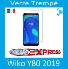 Pour Wiko Y80 2019 vitre protection en verre trempé film de protecteur écran