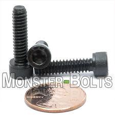 #10-24 - Socket Head Cap Screws - SAE Alloy Steel w/ Thermal Black Oxide coating