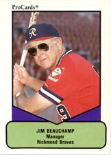 1990 ProCards AAA Baseball Card Pick 419-700