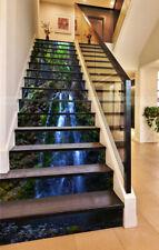 3D nature terrain stairs Risers Decoration Photo Mural Vinyl Decal Wallpaper US
