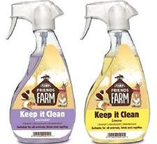 KEEP IT CLEAN 1L - (500ml x2) - Tiny Friends Farm Spray Bottle bp Small Animal L