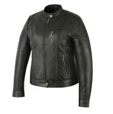 Women's Stylish Fashion Soft Lightweight Motorcycle Jacket Daniel Smart DS840