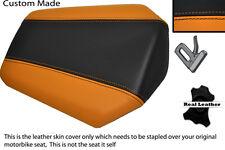 Black&orange Custom 08-12 encaja Honda Cbr 1000 Rr Fireblade trasera cubierta de asiento