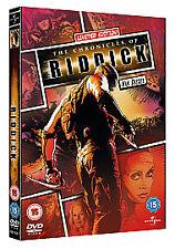 The Chronicles Of Riddick (DVD, 2012) Vin Diesel NEW SEALED PAL R2