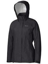 Marmot Precip NANO Womens Waterproof Rain Jacket Black