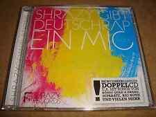 SHRAZY GIBT DEUTSCHRAP EIN MIC Vol.2 (2 CDs) KÖNIG QUASI ZWANG SEPARATE BIG NOYD
