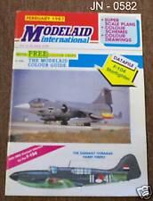 Modelaid International - February - 1987