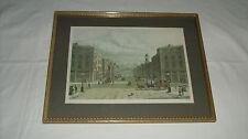 Framed Print T.H.Shepnerd,Delft & J.Black,Sculp - Regent Street from Piccadilly