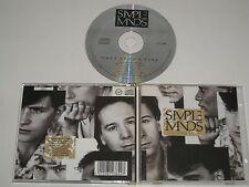 SIMPLE ESPRITS/IL ÉTAIT UNE FOIS(CDV 2364 VIRGIN) CD ALBUM