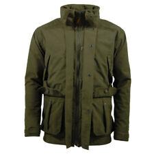 Game  Stealth Jacket soft warm brushed Waterproof Green Hunting/Shooting/Fishing