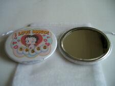 Pocket Purse Mirror Betty Boop Bingo